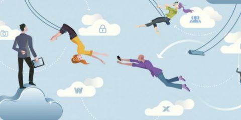 AssetProtection. PMI giù dalle nuvole! Bisogna controllare dove viaggiano i dati