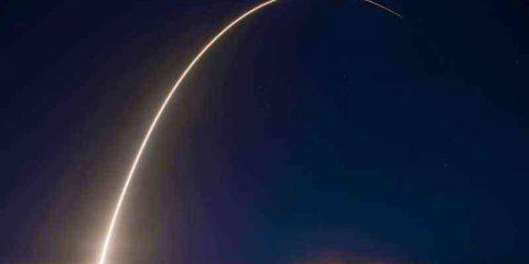 Eutelsat lancia il primo satellite totalmente elettrico