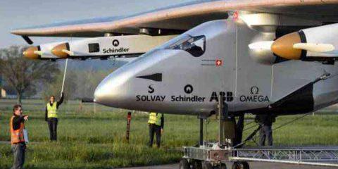 Solar Impulse 2: conclusa la tappa più difficile