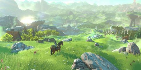 Zelda: Breath of the Wild sarà l'ultimo titolo Nintendo per Wii U