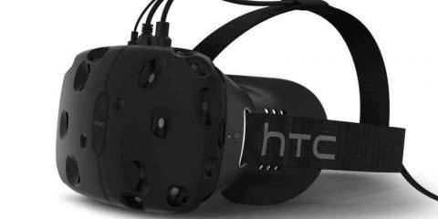HTC ha investito $10 milioni nella realtà virtuale