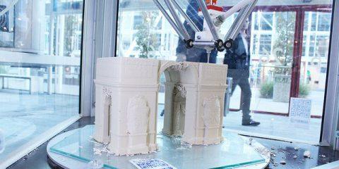 Stampanti 3D made in Italy, presto l'impiego nell'edilizia urbana