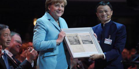 ChinaEU al CeBIT: 'La Cina è il futuro dell'Europa'