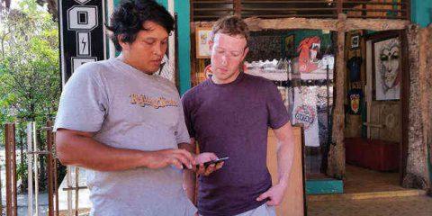 Facebook, parte in Indonesia il progetto anti digital divide