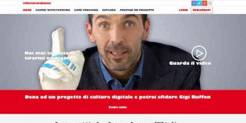 Crowdfunding, Telecom Italia lancia la piattaforma 'WithYouWeDo'