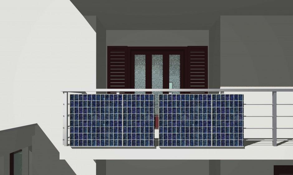 Pannello Solare Da Balcone : Fotovoltaico sul terrazzo installare è più facile key biz