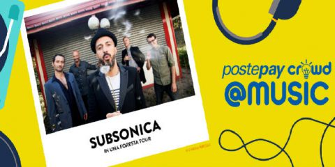 Crowdfunding, già 500 le band iscritte a PostepayCrowd@Music