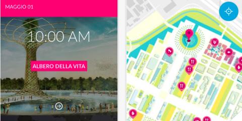 App4Italy. La recensione del giorno: Expo Milano 2015