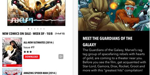 App4Italy. La recensione del giorno: Marvel Comics