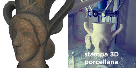 Stampa 3D, nuove tecnologie a tutela dei beni culturali italiani