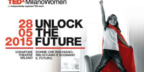 Domani al Vodafone Village di Milano l'evento TEDxMilanoWomen