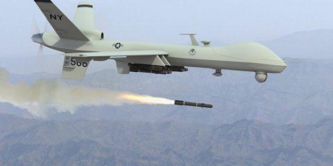 Droni militari: cambia la percezione del nemico, cambia il concetto di guerra