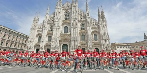 Expo 2015, 1000 biciclette elettriche per il bike sharing a Milano