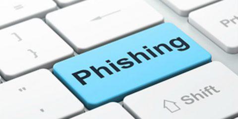 Sicurezza: Phishing in crescita del 23% nel 2015
