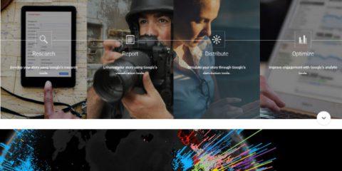 Google lancia un News Lab per formare i giornalisti digitali