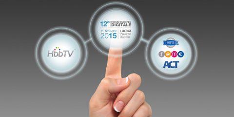 Forum europeo digitale: 11 e 12 giugno a Lucca (diretta streaming)