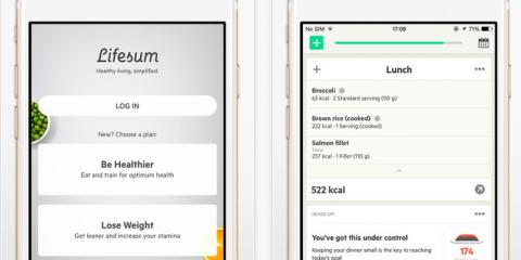 App4Italy. La recensione del giorno: Lifesum