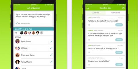 App4Italy. La recensione del giorno: Kiwi – Q&A