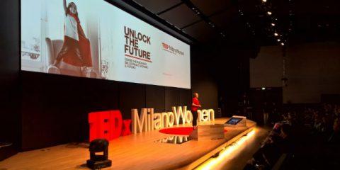 TEDxMilanoWomen al Vodafone Village per 'Sbloccare il futuro'
