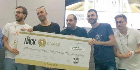Smart mobility, l'app per pagare in bitcoin vince il TaxiHack di Roma