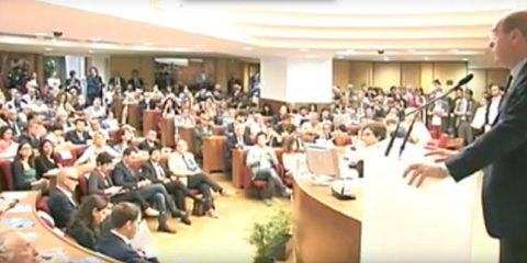 Nicola Zingaretti: '220 milioni per l'innovazione e la cittadinanza digitale del Lazio'