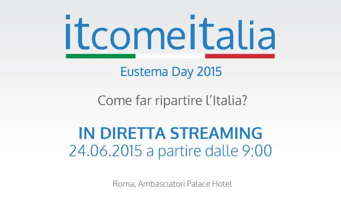 Itcomeitalia come far ripartire l italia live streaming - La finestra di fronte streaming ...