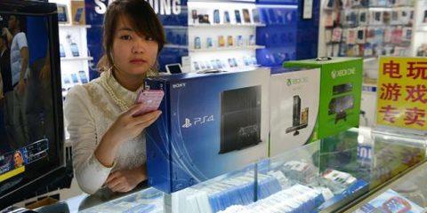La Cina solleva definitivamente il divieto di vendita delle console