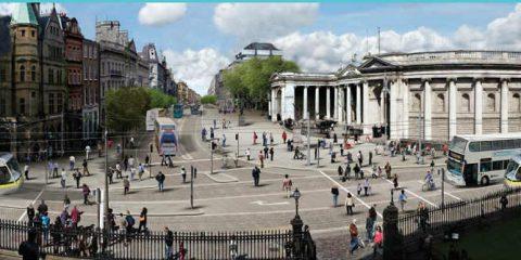 A Dublino 150 milioni per la smart mobility