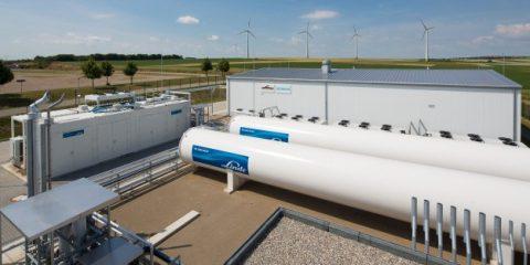 Eolico: in Germania il più grande impianto di elettrolisi al mondo alimentato con il vento.