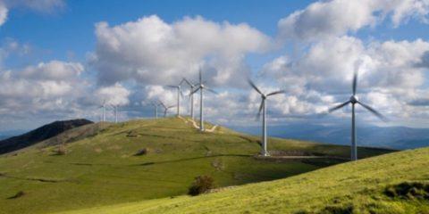Eolico: l'8% dell'elettricità dei Paesi Ue è fornita dal vento