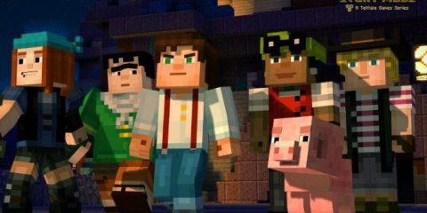 Primi dettagli e filmato di Minecraft: Story Mode dalla Minecon (video)