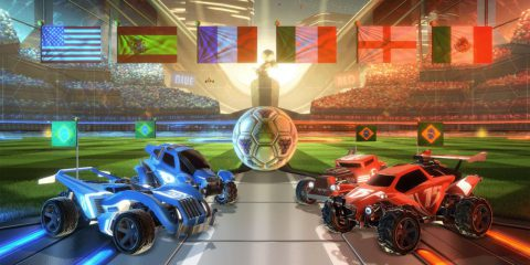 Rocket League supera i 5 milioni di download