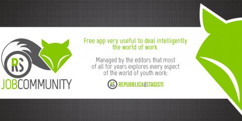 App4Italy. La recensione del giorno: RdS Job Community