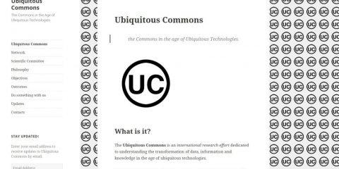 Ubiquitouscommons.org
