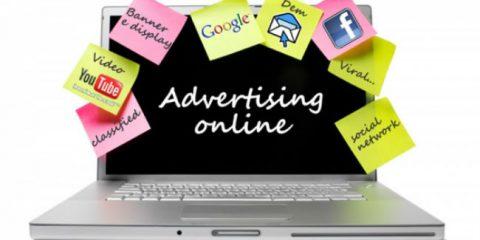 Pubblicità online, mercato italiano raddoppiato in cinque anni