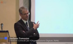 intervento di Stefano Tomasini, Inail