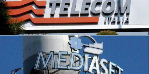 Telecom Italia, pronto l'accordo con Mediaset per la fibra