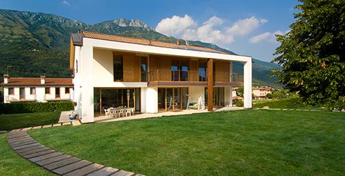 Sos energia case passive e risparmio energetico costi e for Case in legno passive