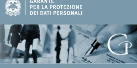 Vent'anni di Privacy in Italia, ecco il logo celebrativo del Garante