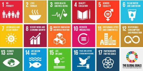TIM a sostegno di 'Global Goals', campagna delle Nazioni Unite per lo sviluppo sostenibile del pianeta