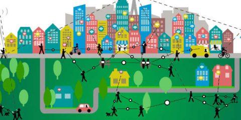 Mercato mondiale tecnologie e servizi smart city a 758 miliardi di dollari nel 2020
