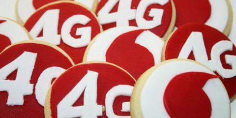 Vodafone, il 19 settembre si naviga gratis col 4G