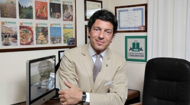 Image result for Massimiliano Dona, presidente dell'Unione Nazionale Consumatori