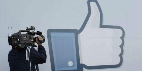 Facebook lancia 'Signal' per diventare fonte dei giornalisti