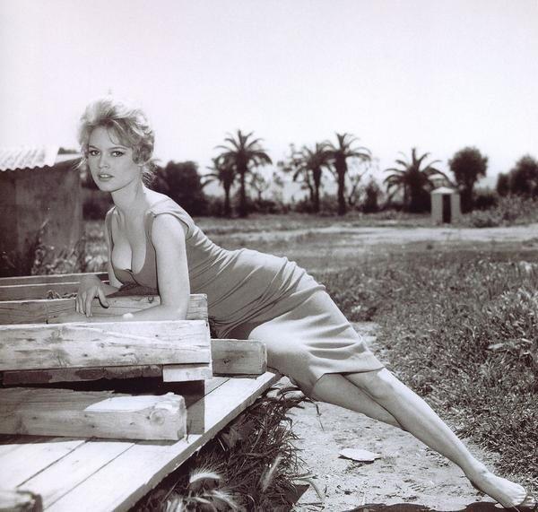Belle Da Morire Brigitte Bardot Sinuosa E Irresistibile
