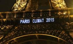 COP21 Tour Eiffel