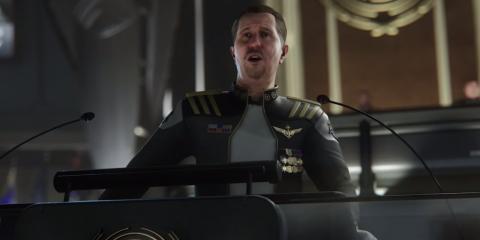 Star Citizen avrà un cast d'eccezione per Squadron 42
