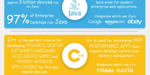 Quali sono i linguaggi di programmazione più popolari del 2015?