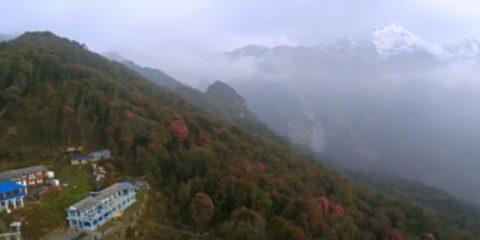 Video Droni. In Nepal: a Kathmandu e sull'Annapurna a bordo del drone