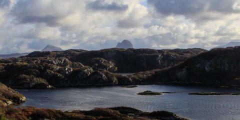 Video droni. Le Highland scozzesi viste dal drone
